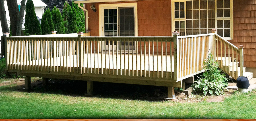 Deck Works NJ - Deck Staining in New Jersey